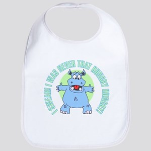 I Was Never That Hungry HIPPO Bib