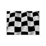Checkered Bedroom Décor