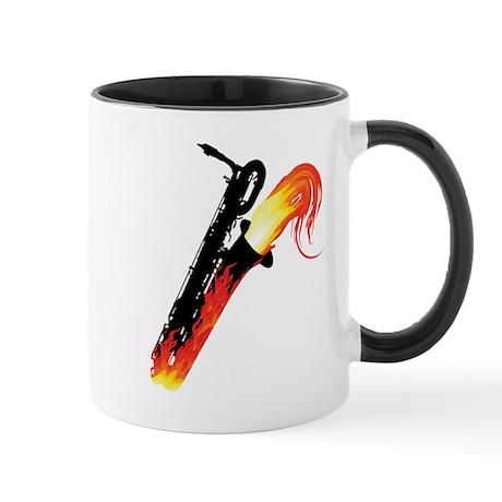 Hot Baritone Sax Mug