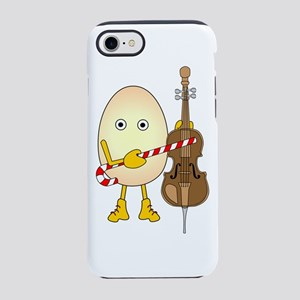 Winter Holioday Cello iPhone 7 Tough Case
