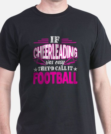 Unique If lacrosse was easy they%27d call it football T-Shirt