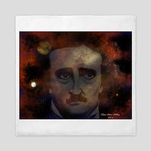 Edgar Allan Poe Queen Duvet