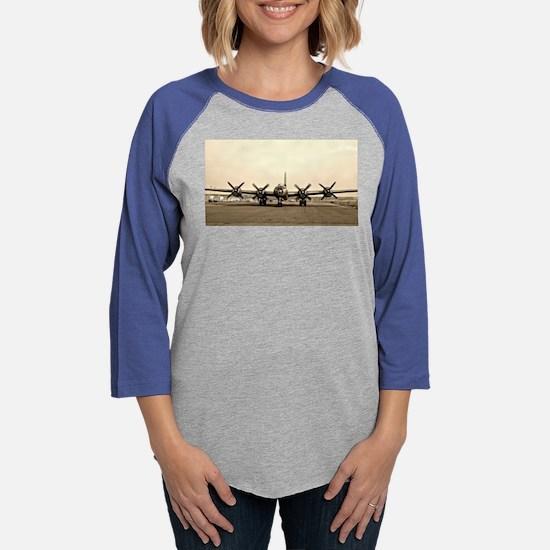FIFI B-29 Vintage USAF Bomber Long Sleeve T-Shirt