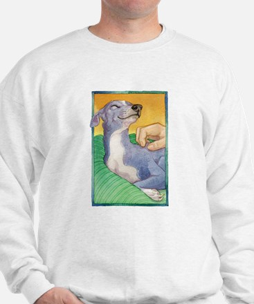 At the End of My Rope Sweatshirt