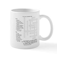 Geeks Crossword Puzzle Mug