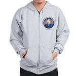 FSC Color Logo Zip Hoodie