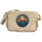 FSC Color Logo Messenger Bag