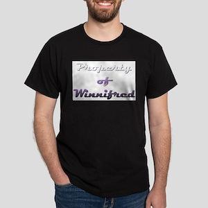 Property Of Winnifred Female T-Shirt