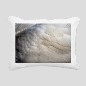 Angel Wing Rectangular Canvas Pillow