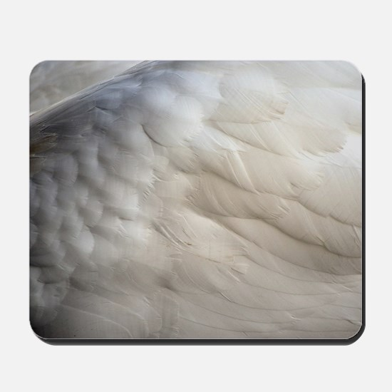Angel Wing Mousepad