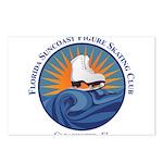 FSC Color Logo Postcards (Package of 8)