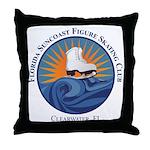 FSC Color Logo Throw Pillow