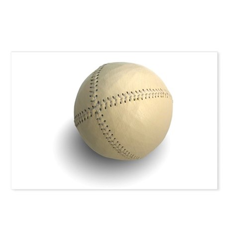 Base Ball Postcards (Package of 8)