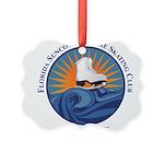FSC Color Logo Ornament