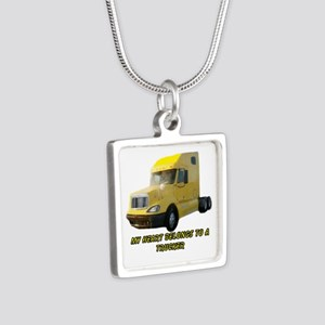 Yellow Truck Necklaces