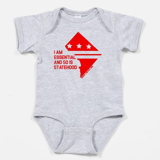 Cute District Baby Bodysuit