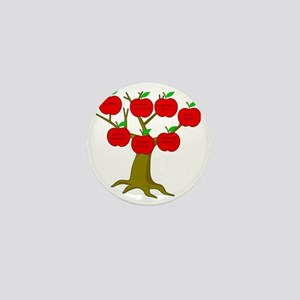Family Tree Occupations Mini Button