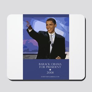 OBAMA for President 2008 Mousepad