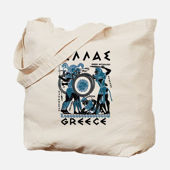 Greek Mythology Tote Bag