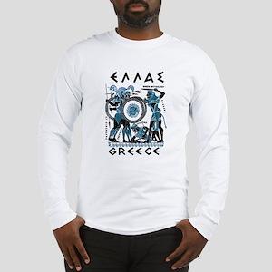 Greek Mythology Long Sleeve T-Shirt