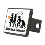 Follow Me To Tennessee Hitch Cover