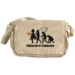Follow Me To Tennessee Messenger Bag