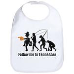 Follow Me To Tennessee Bib