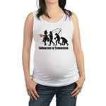Follow Me To Tennessee Maternity Tank Top