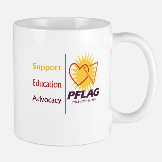 Support Education Advocacy - PFLAG Mugs