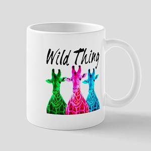 WILD GIRAFFE Mug