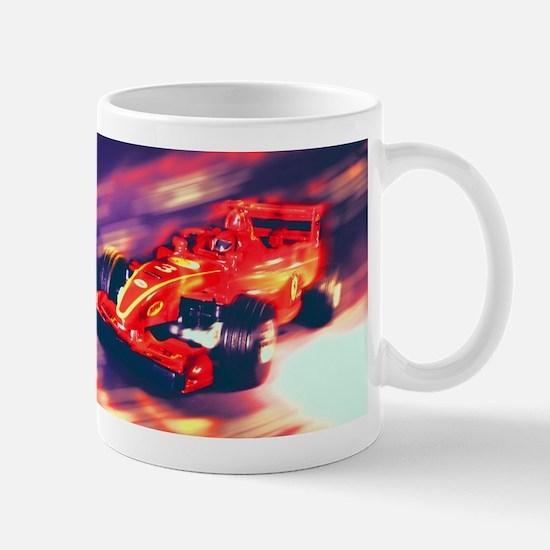 F1 Racer Mugs