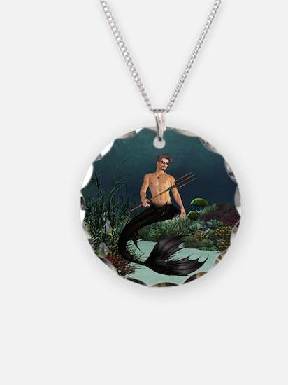 Best Seller Merrow Mermaid Necklace