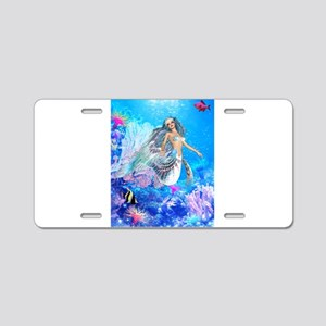 Best Seller Merrow Mermaid Aluminum License Plate