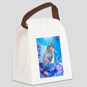 Best Seller Merrow Mermaid Canvas Lunch Bag