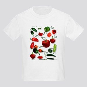 Hot Chili Peppers Kids T-Shirt