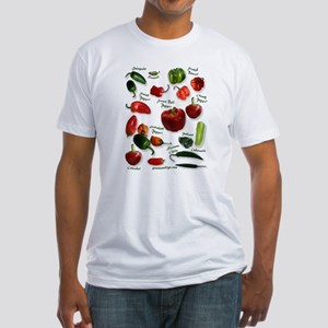 Hot Chili Peppers Fitted T-Shirt