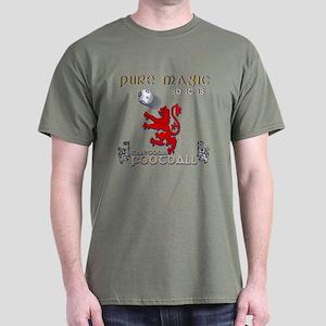 Pure magic football Scotland T-Shirt