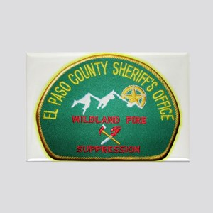 El Paso County Sheriff Fire Suppresion Magnets