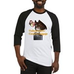 Carrion Luggage Baseball Jersey
