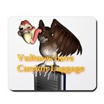 Carrion Luggage Mousepad