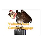Carrion Luggage Postcards (Package of 8)