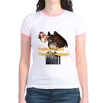 Carrion Luggage Jr. Ringer T-Shirt
