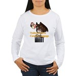 Carrion Luggage Women's Long Sleeve T-Shirt