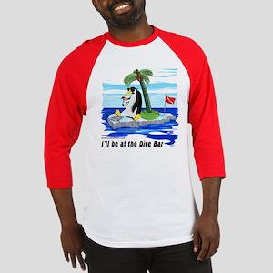 Penguin Dive Bar Baseball Jersey