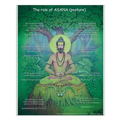 The Role of Asana in Yoga Poster