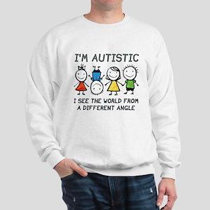 I'm Autistic Sweatshirt