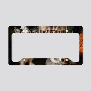 It's That Time of Year License Plate Holder