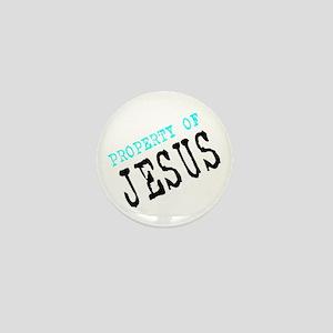 Property of Jesus Mini Button