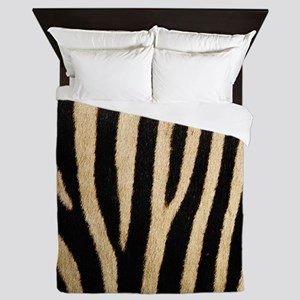 Zebra! Queen Duvet