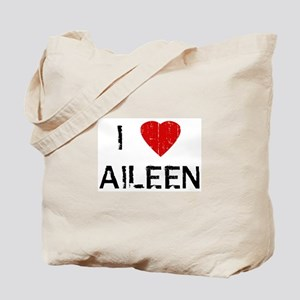 I Heart AILEEN (Vintage) Tote Bag